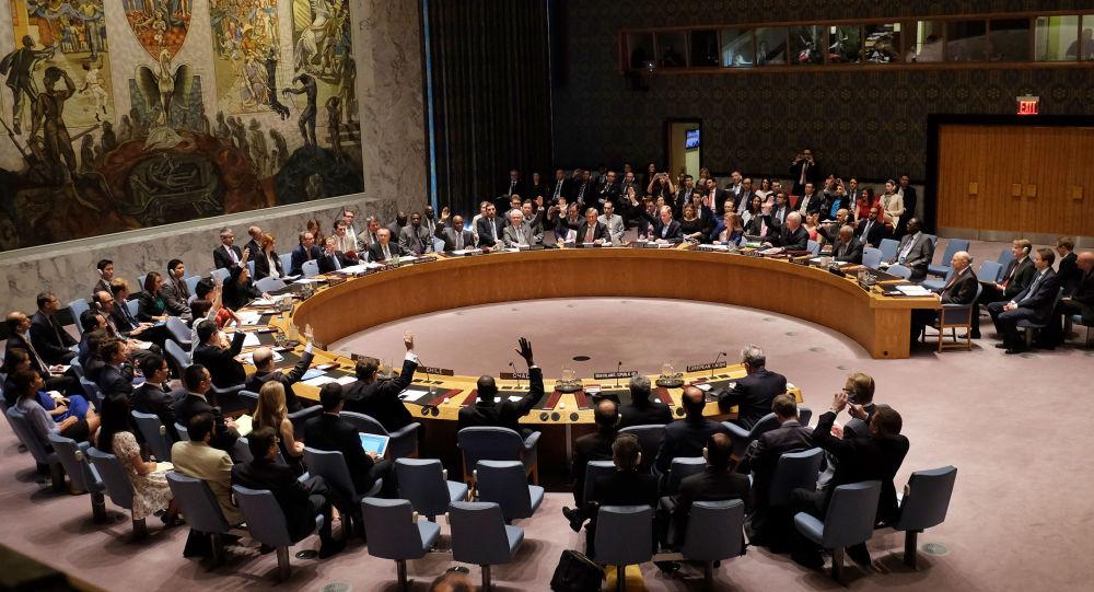Posiedzenie Rady Bezpieczeństwa ONZ