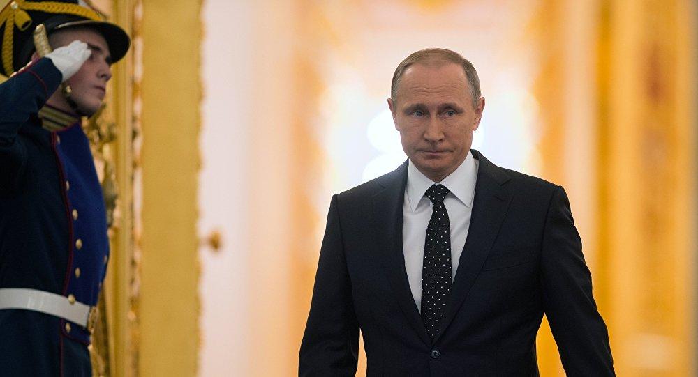 Orędzie prezydenta Władimira Putina do Zgromadzenia Federalnego