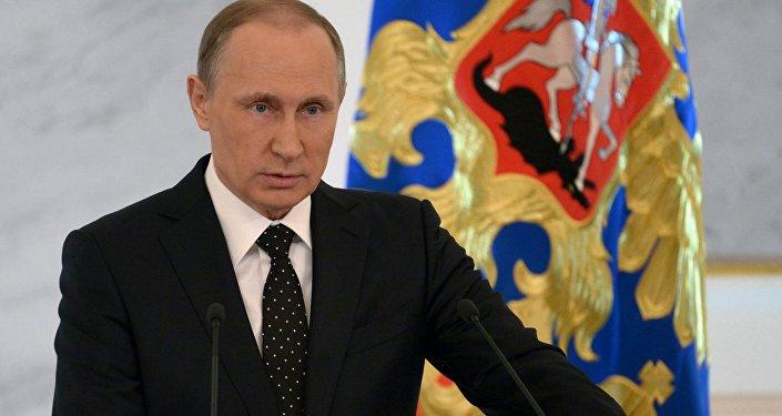 Orędzie prezydenta Władimira Putina do Zgromadzenia Federalnego, 3 grudnia 2015