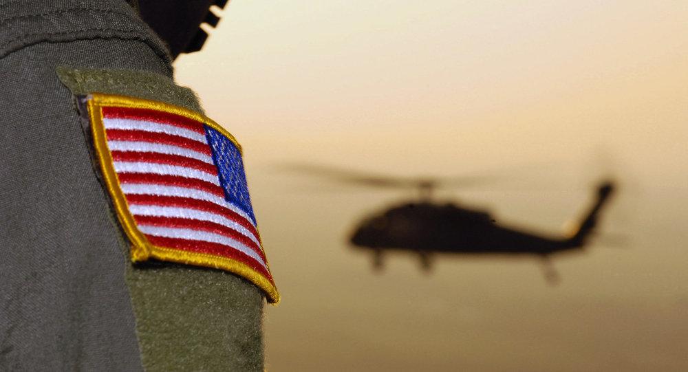 Żołnierz USA