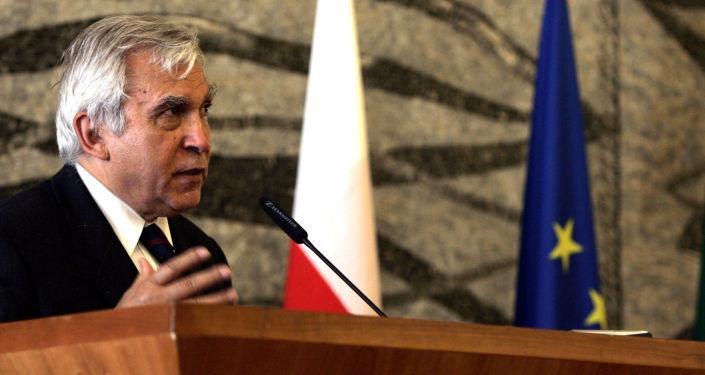 Współprzewodniczący Polsko-Rosyjskiej Grupy ds. Trudnych Adam Rofield