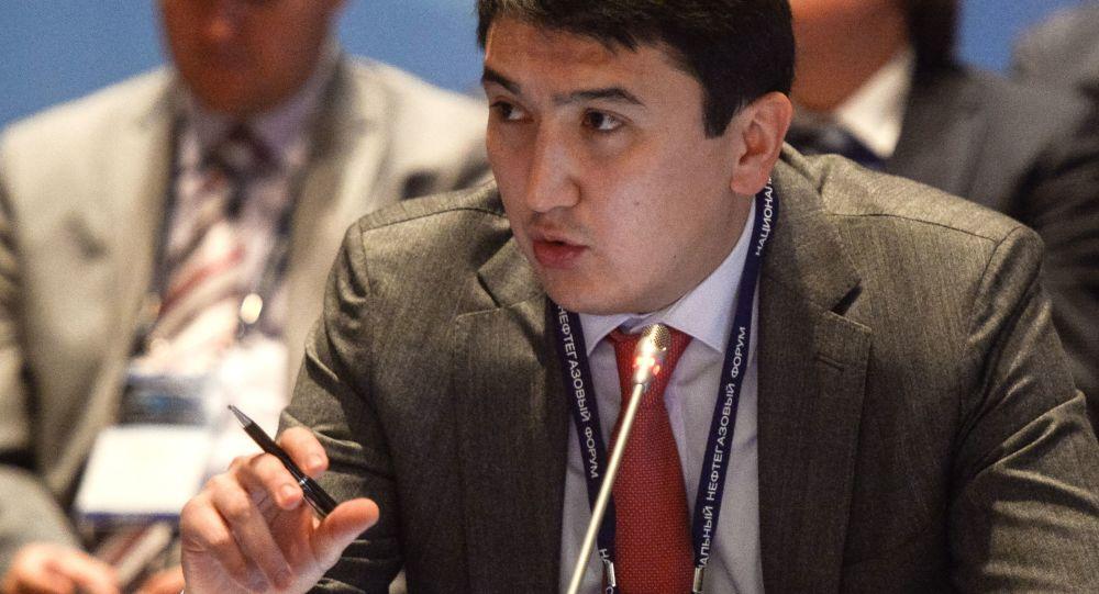 Wiceminister energetyki Kazachstanu Magzum Mirzagalijew