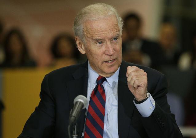 Wiceprezydent Ukrainy Joe Biden