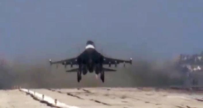 Su-34 w Syrii