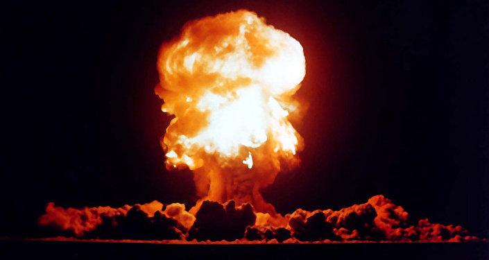 Testy nuklearne w Nevadzie, 1957 rok