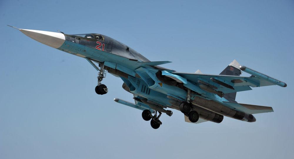 Myśliwiec Su-34