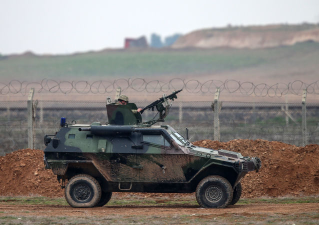 Syryjsko-turecka granica