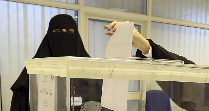 Wybory w Arabii Saudyjskiej