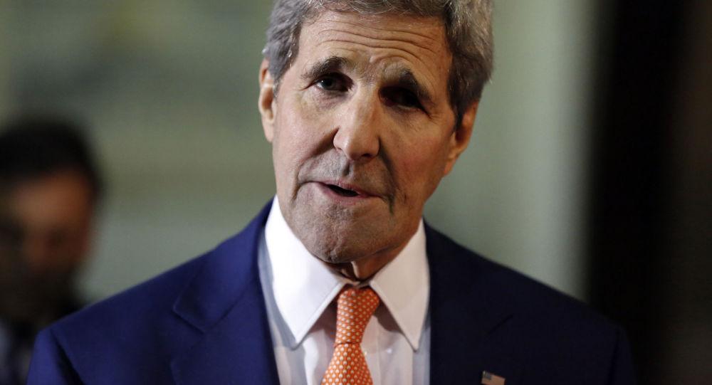 Sekretarz stanu USA John Kerry