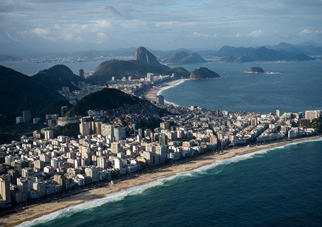 Rio de Janeiro. Brazylia