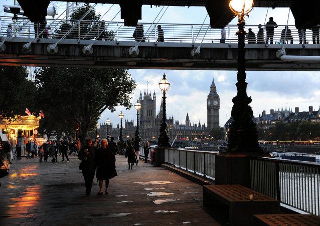 Londyn, stolica Wielkiej Brytanii