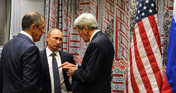 Prezydent Rosji Władimir Putin wziął udział w 70-tej sesji Zgromadzenia ogólnego ONZ