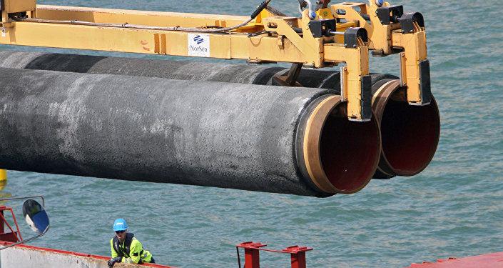 Budowa Nord Stream