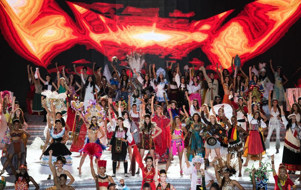 Miss World 2015 w Chinach.