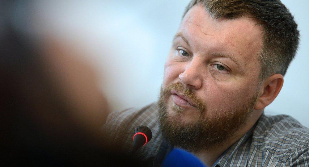 Przewodniczący Rady Ludowej DRL Andriej Purgin