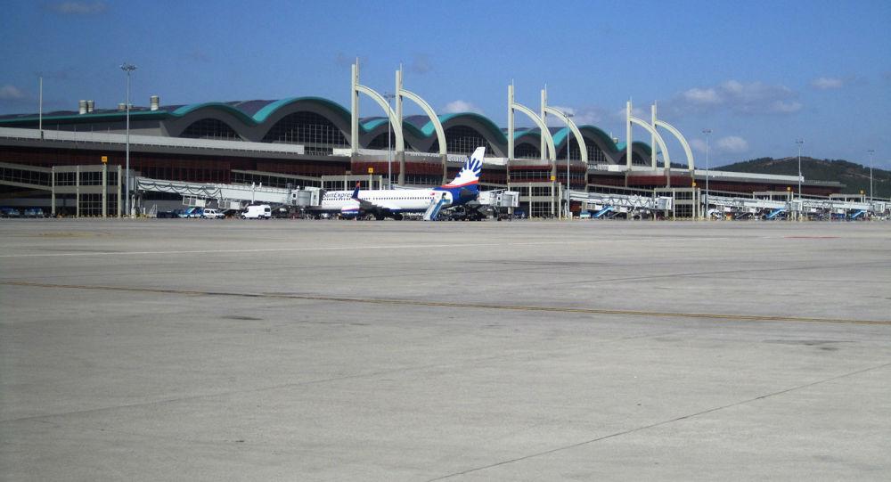 Lotnisko im. Sabiha Gökçen w Stambule, Turcja