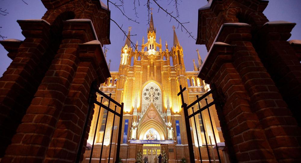 Rzymsko-katolicki sobór katedralny Niepokalanego Poczęcia Najświętszej Marii Panny
