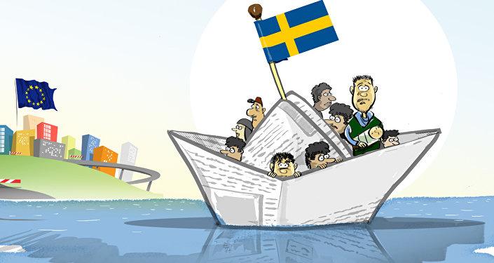 Gdzie mają mieszkać uchodźcy? Na morzu!