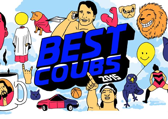 Coub wybrał najlepsze filmiki 2015 roku