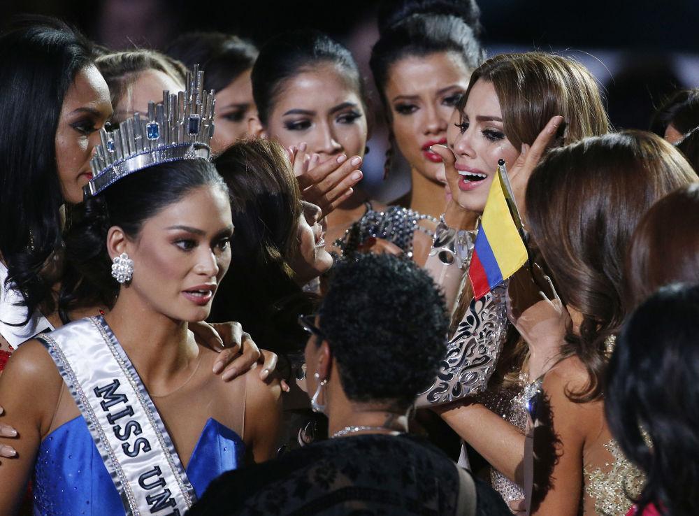 Uczestniczki konkursu Miss Universe - 2015
