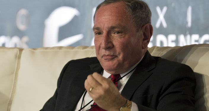 Dyrektor generalny Stratfor Global Intelligence George Friedman Stratfor