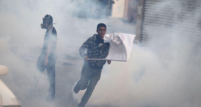 Protesty w Bahrajnie