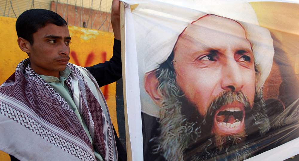 Protesty na Bliskim Wschodzie przeciw przeprowadzonej w Arabii Saudyjskiej egzekucji duchownego szyickiego Nimra al-Nimra
