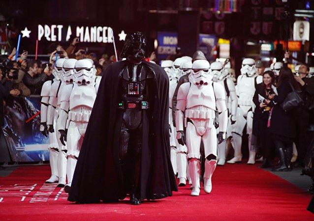 Premiera Star Wars w Londynie