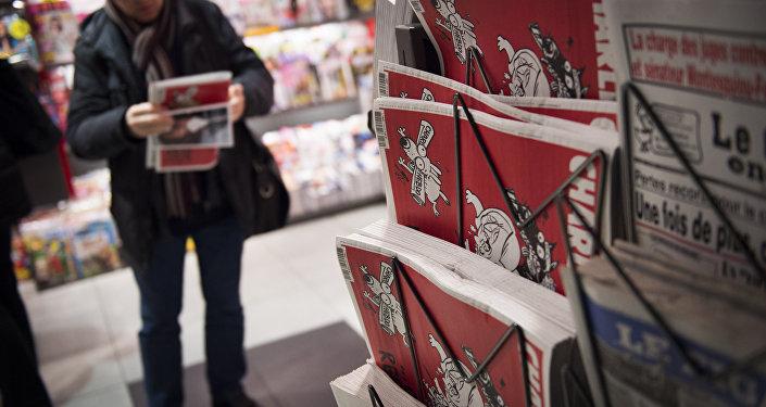 "Francuski tygodnik satyryczny ""Charlie Hebdo"