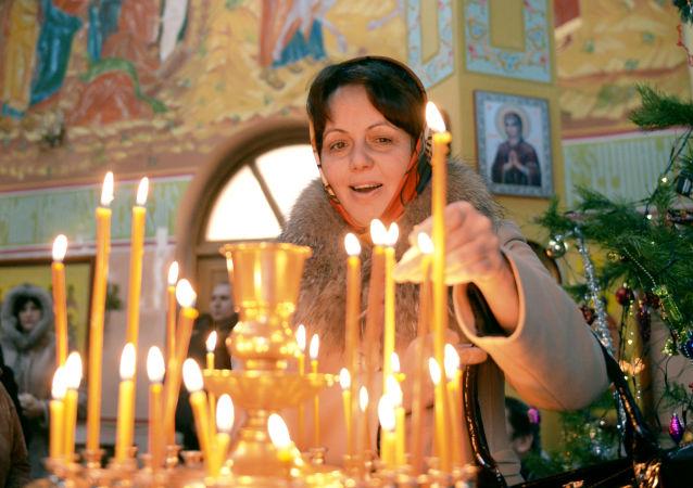 Boże Narodzenie w Rosyjskim Kościele Prawosławnym