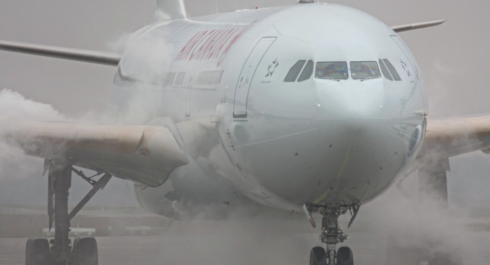 Airbus A330-343 Air Canada