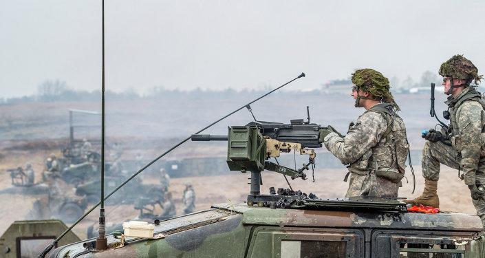 Ćwiczenia NATO w Polsce
