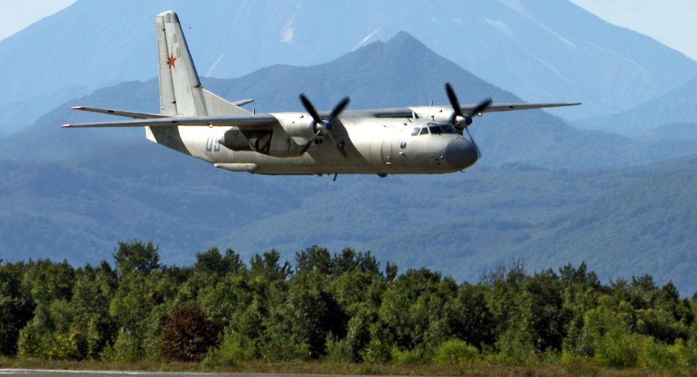 Samolot transportowy An-26