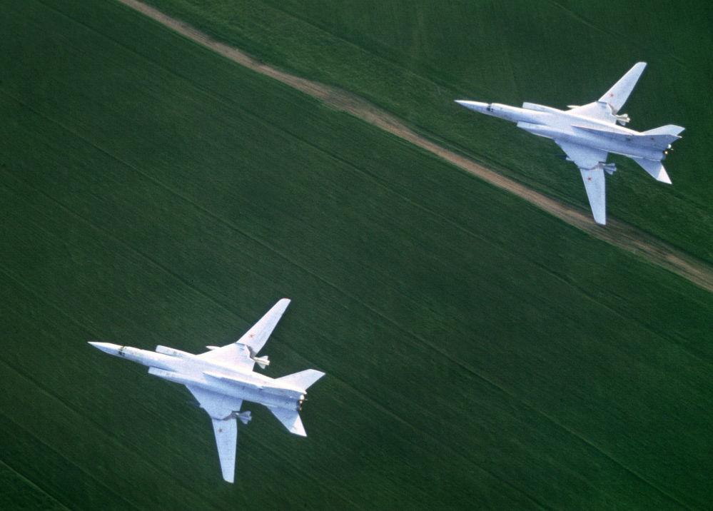 Odrzutowy ponaddźwiękowy bombowiec i samolot rozpoznawczy Tu-22