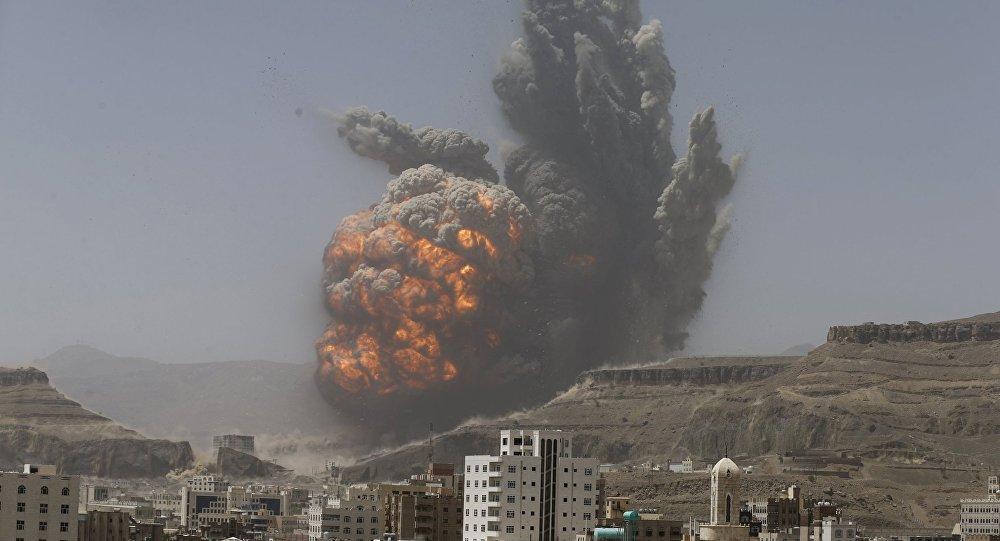 Operacja koalicji arabskiej w Jemenie