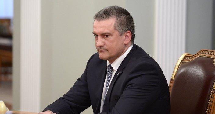 Szef Krymu Siergiej Aksionow