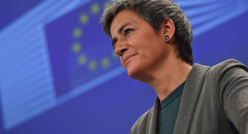 Europejski Komisarz ds. Konkurencji Margrethe Vestager