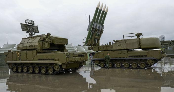 System kierowanych rakiet ziemia–powietrze 9K37M1