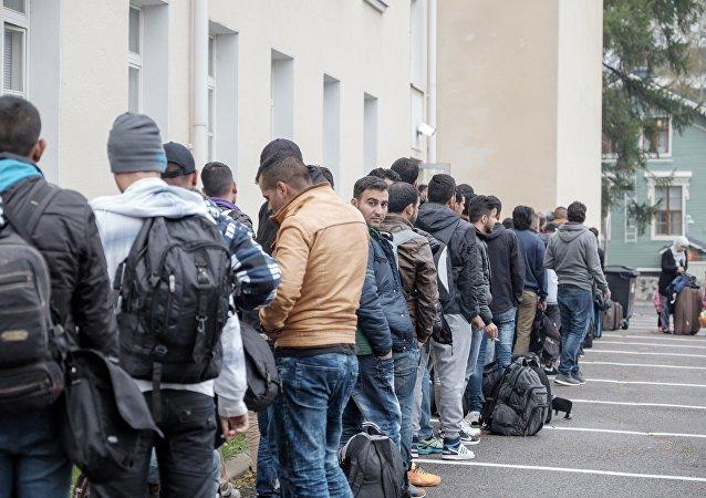 Uchodźcy w Finlandii