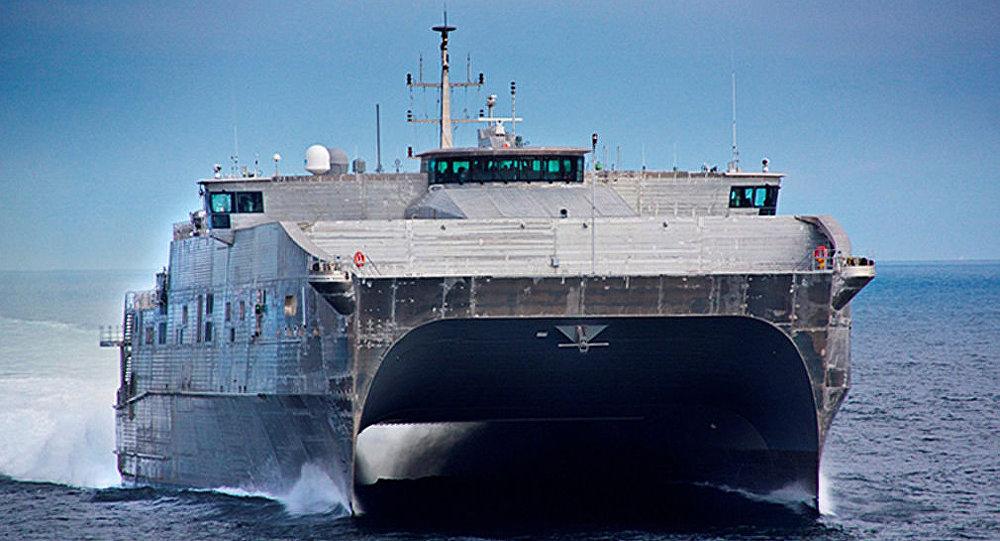 Katamaran klasy EPF amerykańskiej marynarki wojennej