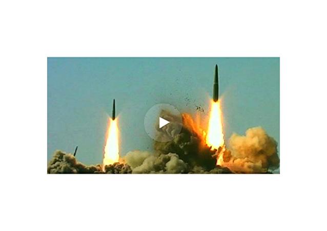 """""""Iskander"""", """"Tornado"""" i """"Triumf"""" będą strzec bezpieczeństwa Rosji"""