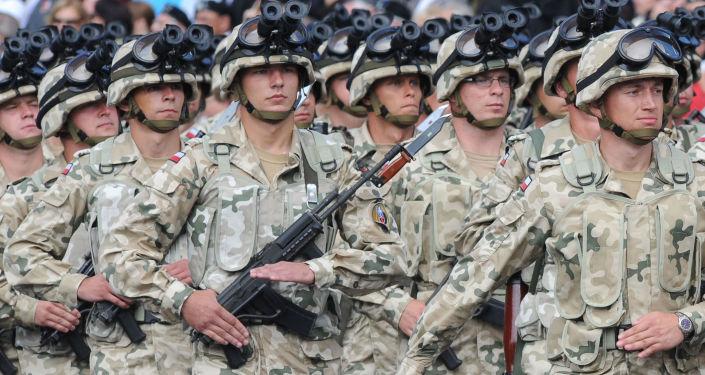 Żołnierze Wojska Polskiego
