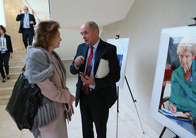 10. jubileuszowe spotkanie Międzynarodowego Klubu Dyskusyjnego Wałdaj