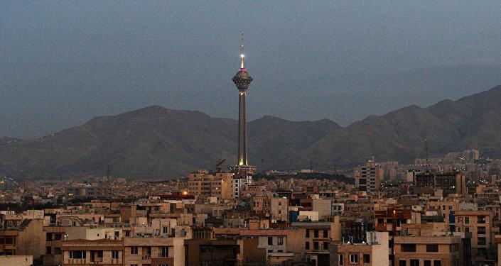 Teheran, stolica Iranu