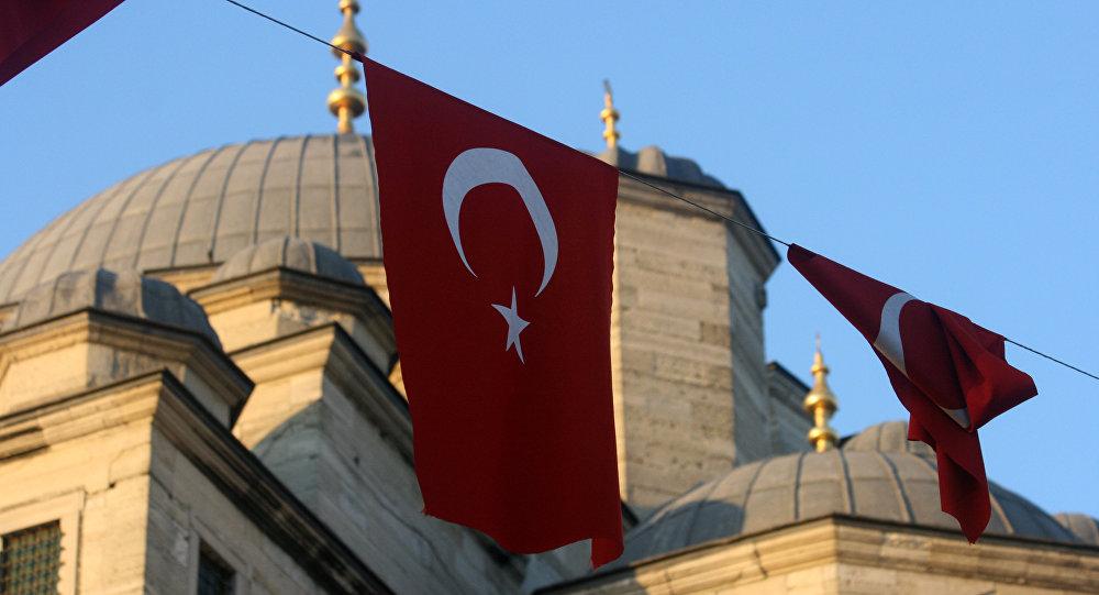 Tureckie flagi