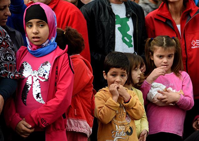 Dzieci migranci