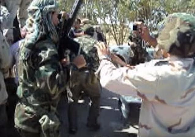 BBC opublikowała nowy film z ostatnich minut życia Muammara Kadafiego