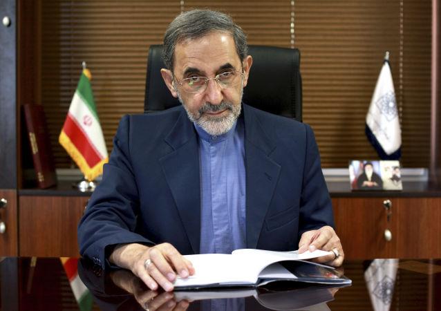 Główny doradca najwyższego przywódcy Iranu ajatollaha Chamenei, Ali Akbar Velayati