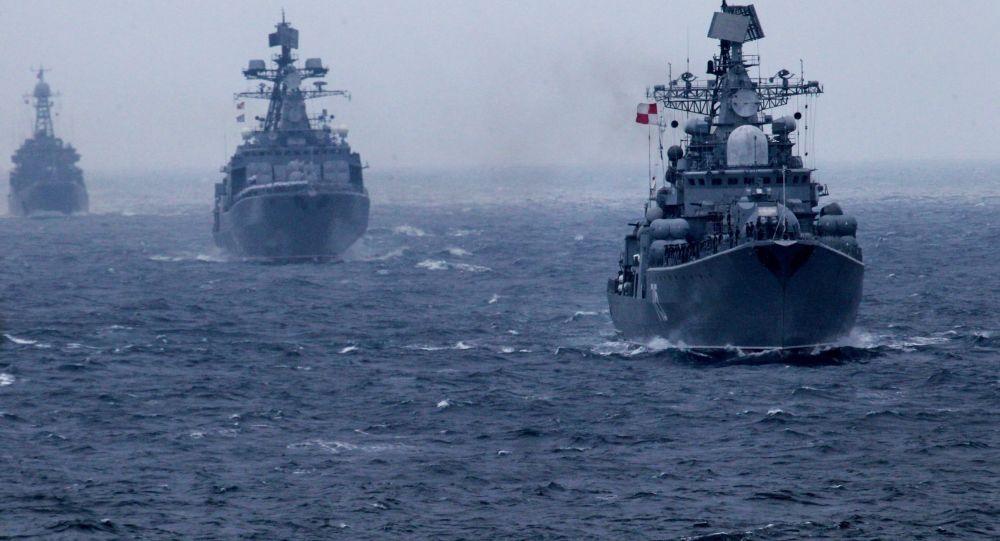 Flota Pacyficzna FR