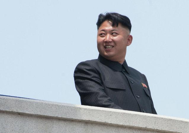 Lider KRLD Kim Dzong Un